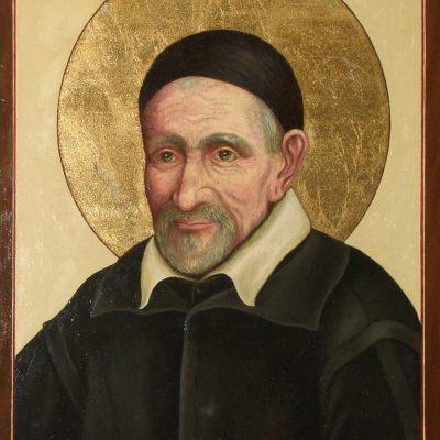 Vincent de Paul, Spanish icon